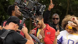 Maleek Berry - Love U Long Time ft Chip (Behind The Scenes) | Link Up TV