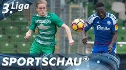 3.Liga: Kiel siegt bei Werder II | Sportschau