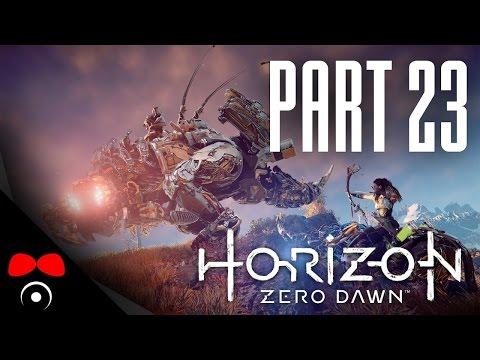 ARÉNA SLUNCE! | Horizon Zero Dawn #23
