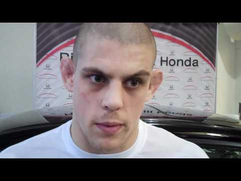UFC lightweight Joe Lauzon talks MMA career, $2200...