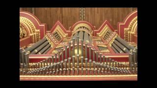 Hayo Boerema - Charles-Marie Widor - Symphonie 5 Opus 42/1 Part V - Toccata