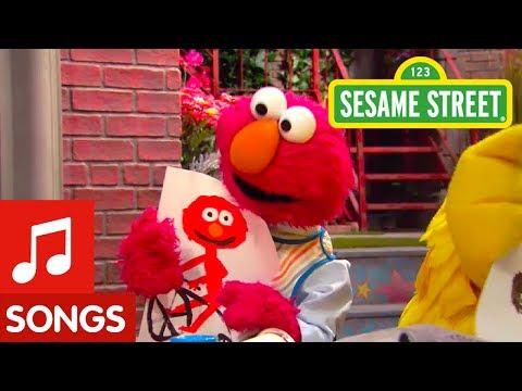 Sesame Street: Not Just One Way to Make Art