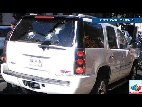 Ataque contra el Secretario del Trabajo Luis Carlos Nájera deja 7 heridos en Guadalajara Video