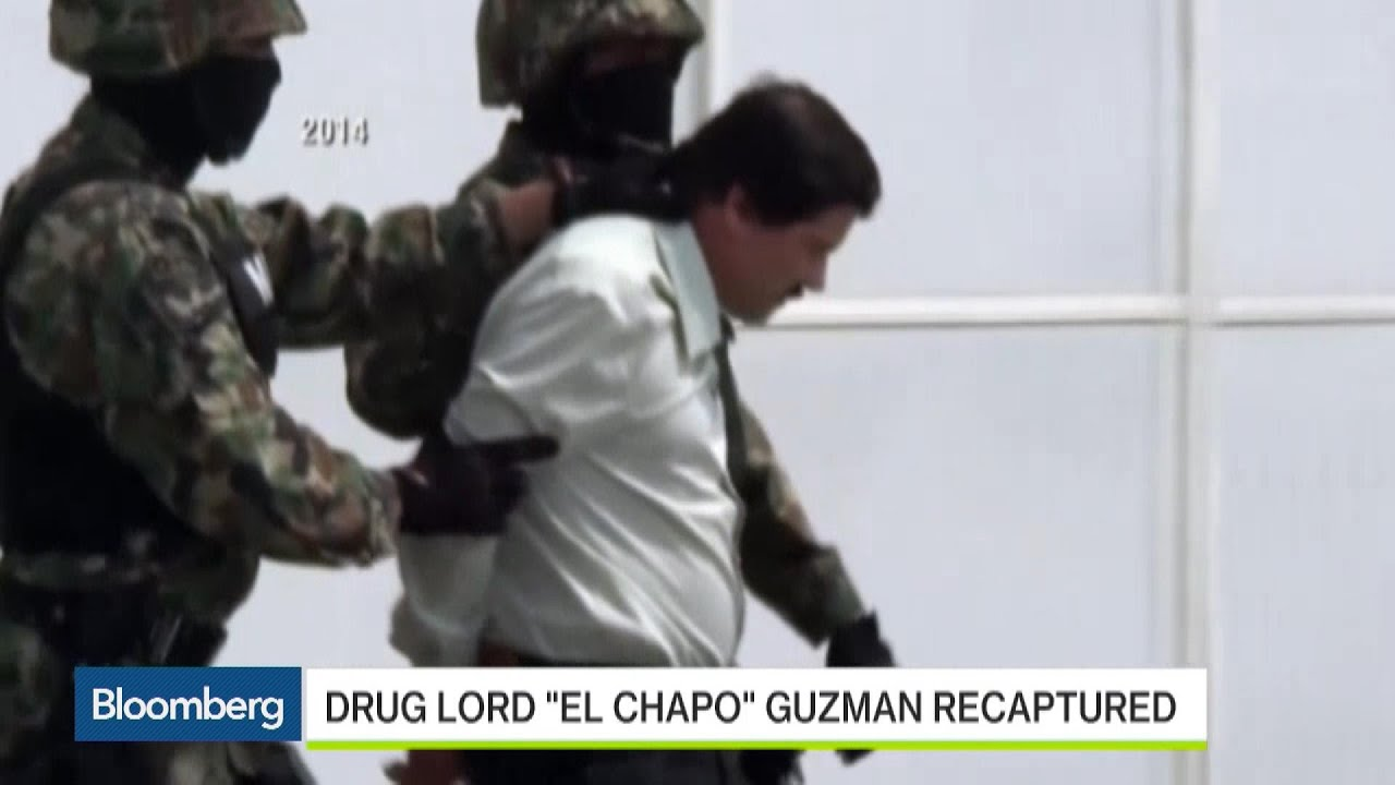 Is This the End of the Road for Drug Lord 'El Chapo'?