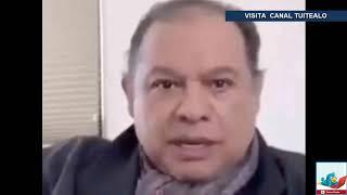 Juan Gabriel 'reaparece' y asegura que fingió su muerte