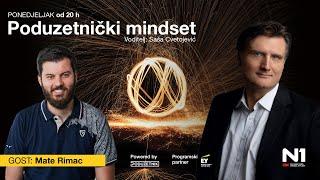 Poduzetnički mindset - Mate Rimac