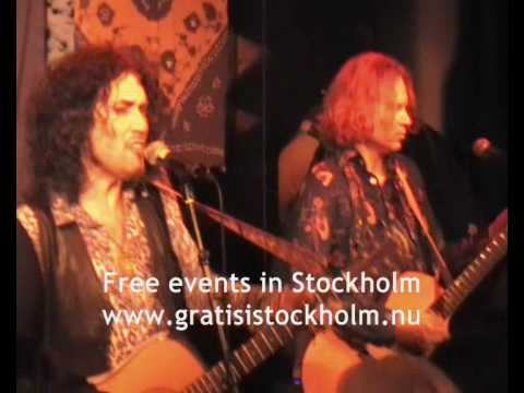 Electric Boys - Groover - Live at Lilla Hotellbaren, Stockholm, 3(3)