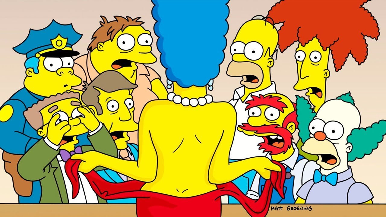 10 Most Inappropriate The Simpsons Episodes To Ever Air Youtube