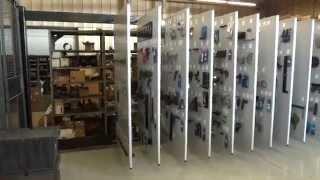 Tool Room Organization Service - International Truck Effingham Illinois