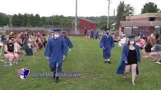 2021 MAU Graduation