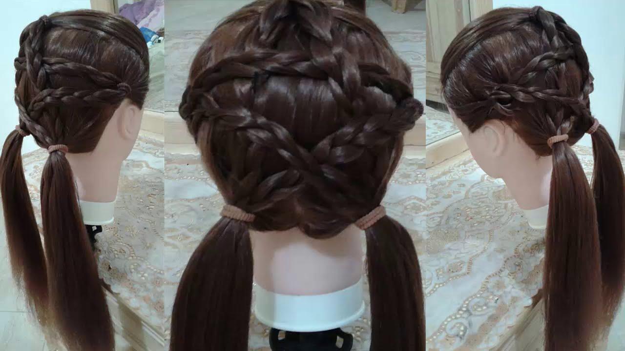 Peinados Para Nina S Mariposa S 16 Faciles Para Cabello Largo
