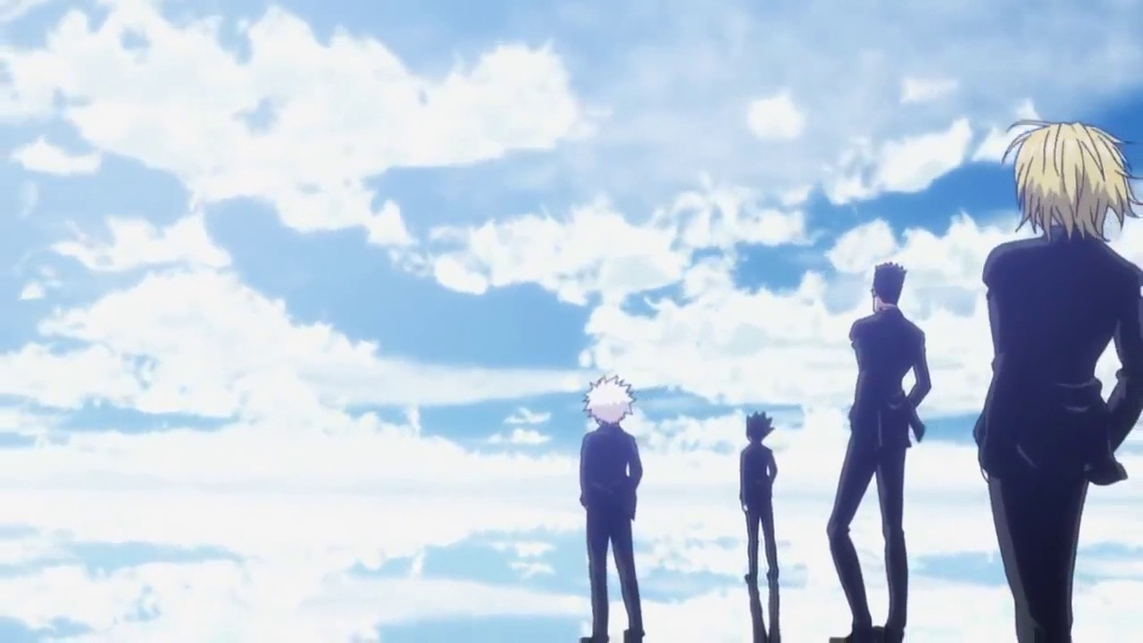 Hunter X Hunter 2011 Ed 6 Creditless Youtube