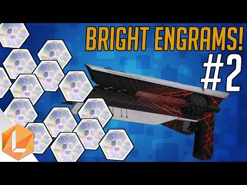 Destiny 2 - Bright Engram Opening #2