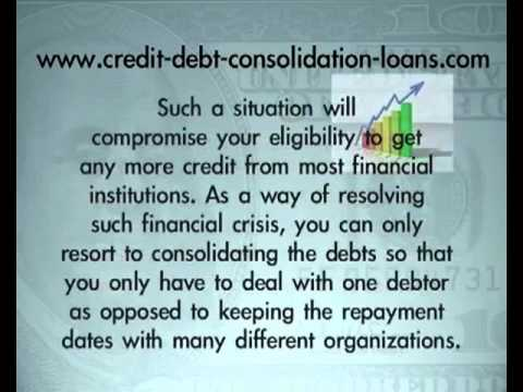 The Benefits Of Debt Consolidation Loans