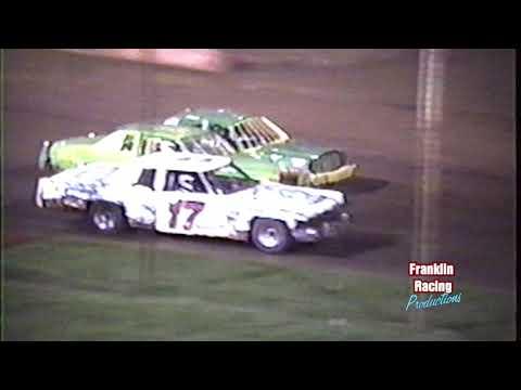 Dixie Speedway Woodstock Ga 2 Man Cruisers 8 23 03