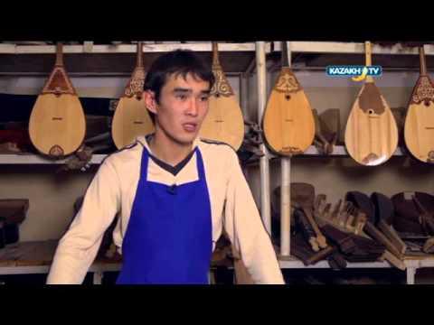 """""""KazArt"""" #52 (12..03.2016)-Kazakh TV-eng"""