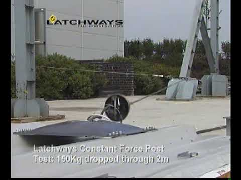 Latchways Constant Force Post