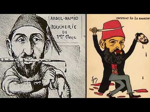 ABDULHAMİD'İ ANLAMAK VE HAKKINDAKİ YABANCI KARİKATÜRLER