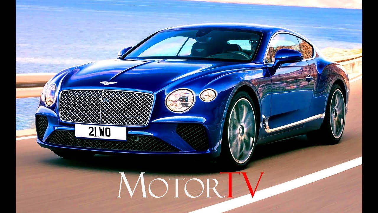 Technology All New 2018 Bentley Continental Gt 6 0 W12 Tsi 626 Hp L Engine Highlights