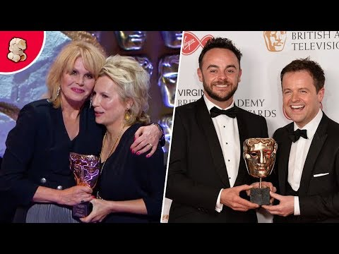 VIRGIN BAFTA Television Awards 2017 | Joanna Lumley, Ant and Dec, and more!