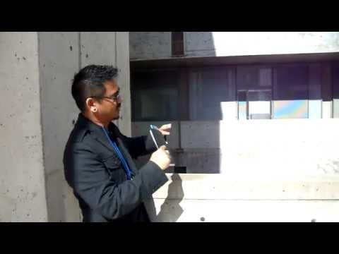Salk Institute for Biological Studies Tour (Part 2)