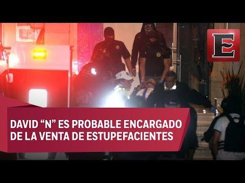 """Detienen a """"El Pistache"""", líder de la La Unión Tepito"""