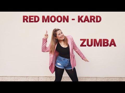 KARD - RED MOON - Zumba