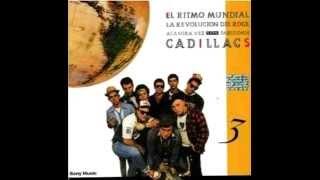 Los fabulosos cadillacs - Album el ritmo mundial