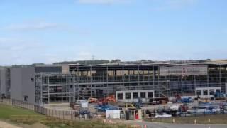 Bilstein UK Markham Vale Construction Time Lapse Fast