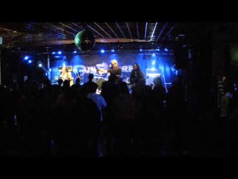 Gun Barrel - Bashing Thru - Live Düsseldorf 2014