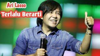 Terlalu Berarti - Ari Lasso | Lagu Baru November 2019 | cover ari Lasso