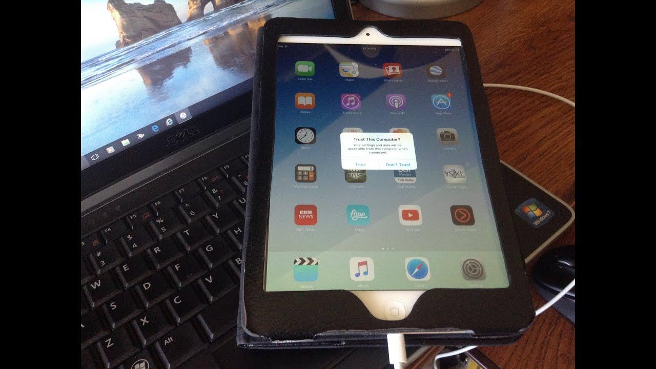 Como Pasar Fotos y Videos de un iPhone/iPod/iPad a una