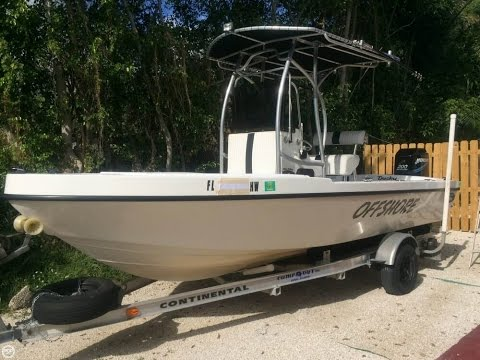 [SOLD] Used 1997 Dusky Marine 19 in Biscayne Park, Florida