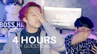 ANSWERING 1,000 QUESTIONS! thumbnail