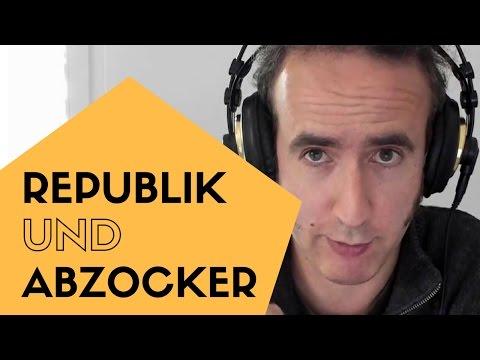 Republik und Abzocker im Netz