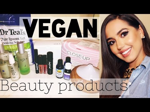 Vegan & Cruelty-Free Beauty Products! | Health, Makeup, Skincare