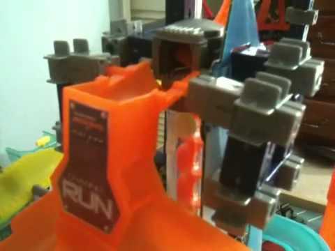 Techno Gears Marble Mania Galaxy Set Youtube