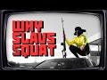 Why Slavs Squat