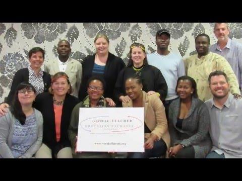World Affairs Council - Global Education Teachers-International Exchange Program
