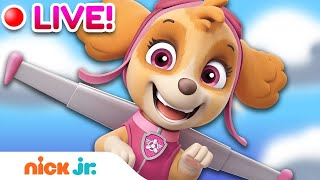 Download lagu 🔴LIVE: Best of Paw Patrol!   Mighty Pups, Jr. Dress Up!, Sing Alongs, & More