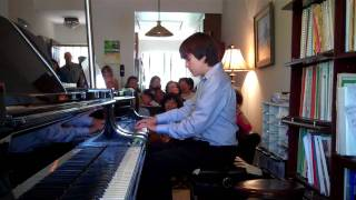 Prokofiev: March op.12 (from ten pieces) (age 13)