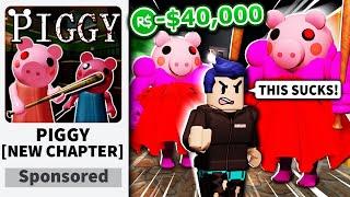 I made a FAKE Roblox  PIGGY game...