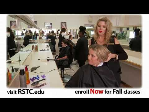 Reid State Technical College Cosmetology 2017