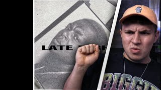 😨HAT ER NICHT GEMACHT!...Reaktion : LUCIANO - LATE NIGHT (prod. by OUHBOY) | PtrckTV
