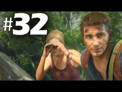 Uncharted 4 A Thief's End Part 32 - Chapter 18 - Gameplay Walkthrough PS4
