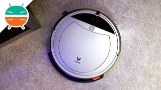 RECENSIONE Viomi VXRS01: un ROBOT aspirapolvere low-cost by XIAOMI!