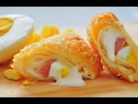 Resep Risoles Mayo Sosis Youtube