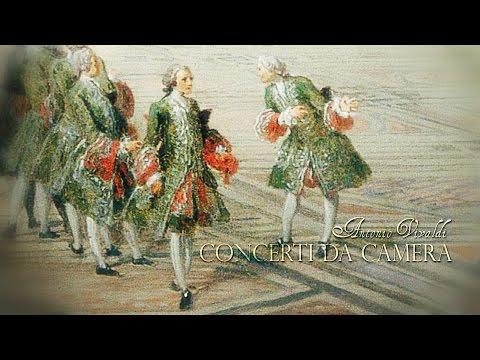 A. Vivaldi: Chamber Concertos [Collegium Pro Musica]