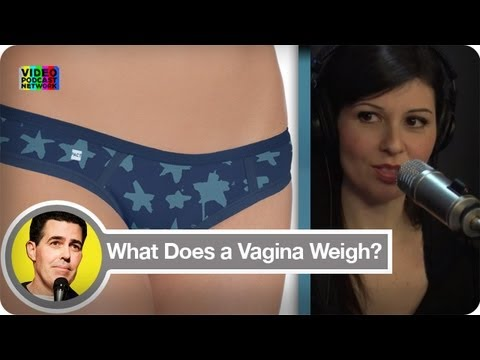 How Much Does a Vagina Weigh? | The Adam Carolla Show | Video Podcast Network