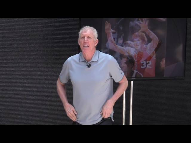 Top Motivational Speaker BILL WALTON – A Passion To Win